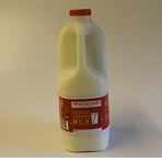 Cornish Full Skimmed Milk 2 Litre