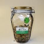 Basil Pesto Olives