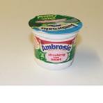 Ambrosia Strawberry Custard