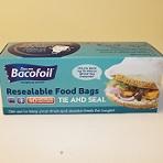 Resealable Food Bags x 40