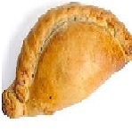 Standard Vegetable Pasty