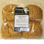 Prima Wholemeal Rolls