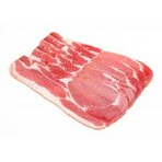 Unsmoked Bacon Pre Pack